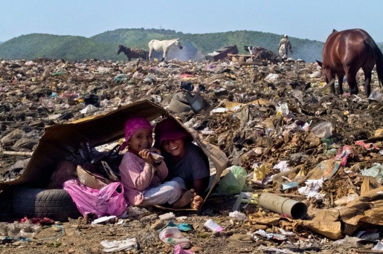 Work in the Garbage Dump, Nicaragua